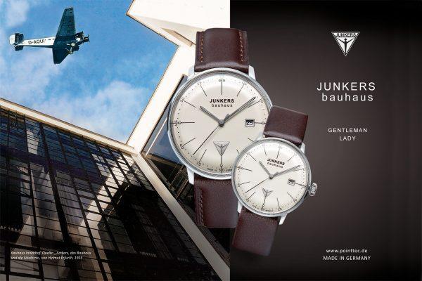 Junkers Uhren Bauhaus