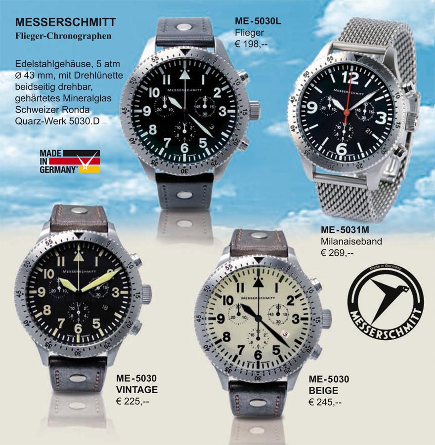 Messerschmitt Katalog 5