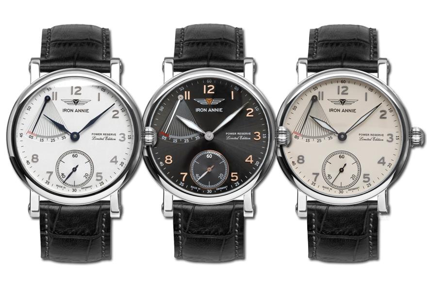 alt=Iron Annie Uhr 30 Jahre Limited Edition